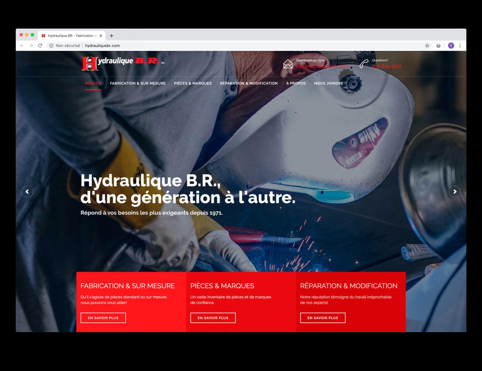 DezWeb_Realisations_HydrauliqueBR